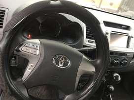 Camioneta Hilux Turbo Diesel Intercooler 3.0