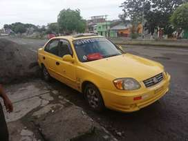 Venta de carro hyundai accent 2003