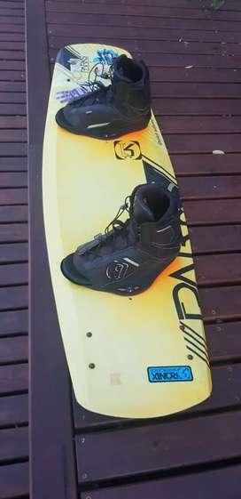 Tabla de wakeboard