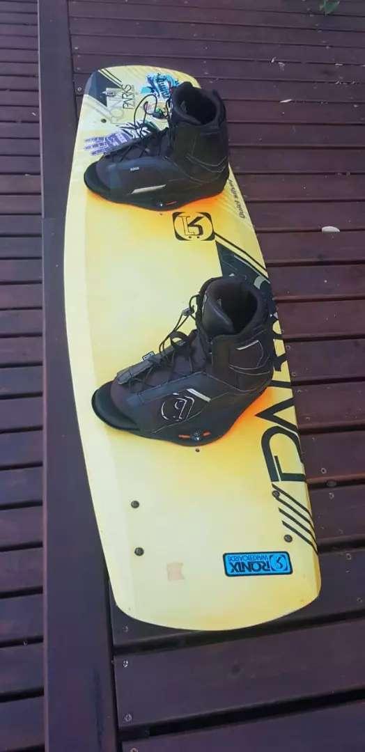 Tabla de wakeboard 0