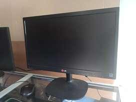 Monitor LG LED delgadito