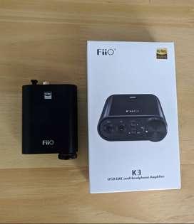 FiiO K3 DAC/AMP