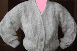 Sweater Tejido a mano Talle M