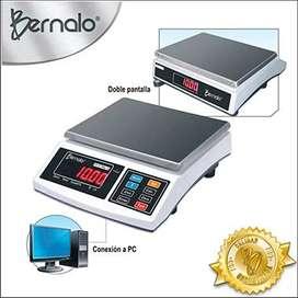 BALANZA ELECTRONICA 380 mil pesos 30kl/15kl 10/5/1g balanza electrónica POS