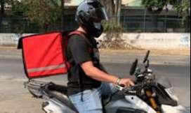 Transportadores con Moto o Bicicletas