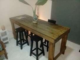 Vendo mesa espectacular amplia buen precio
