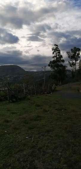 Terreno en chaullabamba