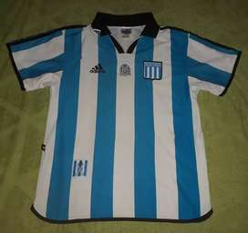 Camiseta Adidas Racing Club 2000