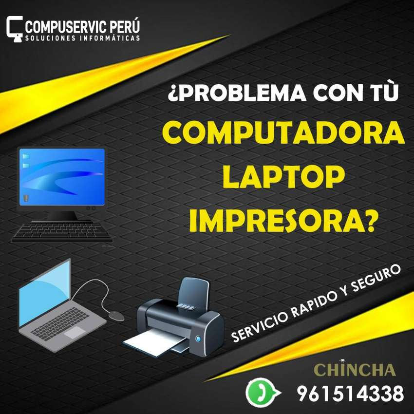 TECNICO COMPUTADORA CHINCHA