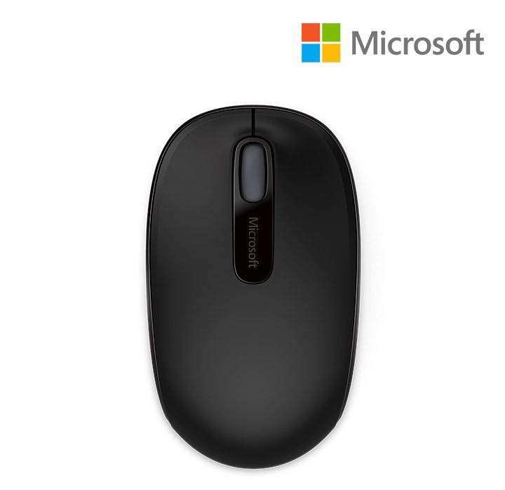 Mouse Inalambrico MICROSOFT 1850 NEGRO Wireless Mobile Mouse 1850 0
