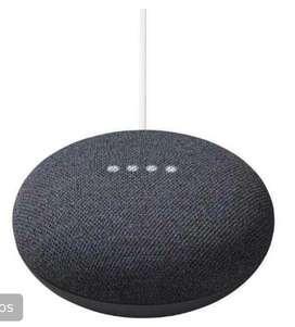 Google Nest Mini, 2da Generación, Asistente