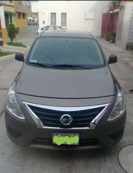 Nissan Versa Uso Particular
