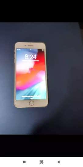 iPhone 7 plus Casi nuevo de 128 GB