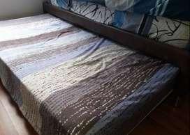 En venta cama nido.