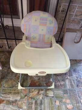 Vendo sillitas para bebe