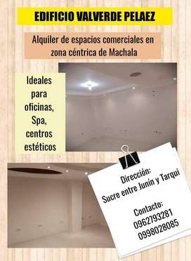 ALQUILER ESPACIOS COMERCIALES: OFICINAS, SPAS, CENTRO DE BELLEZA