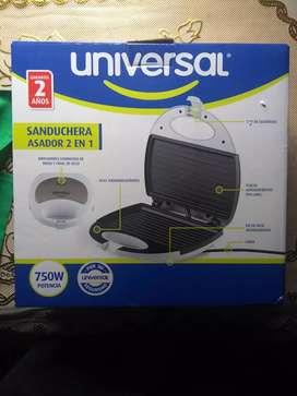 Sanduchera Universal 750w