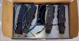 Kit Cierre Centralizado Universal 4p Auto Hachback o Sedan