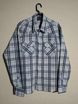 Camisa Dolce Gabbana celeste