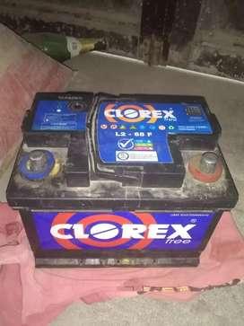 Vendo batería de auto nuevo