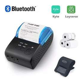Impresora Térmica 58mm Portable Bluetooth