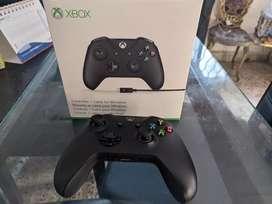 Control de Xbox one como nuevo