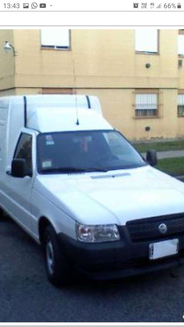 Alquiler de furgoneta panel fiat fiorino 2013 dual glp 0