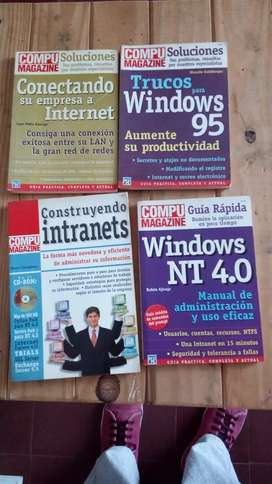 Vendo libros de varios temas