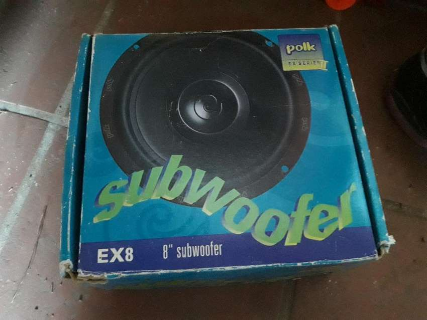 Parlantes Subwoofers BOSS 0