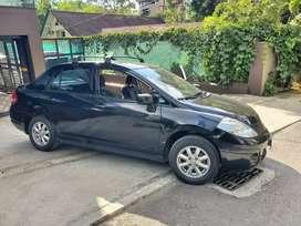 Se vende Nissan Tiida 2012