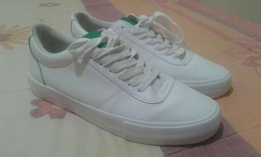 Zapatos bershka 0