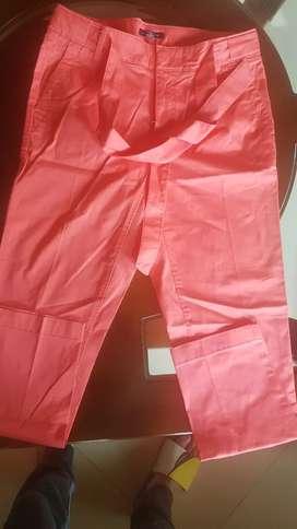 Pantalon tommy nuevo talla 4 original