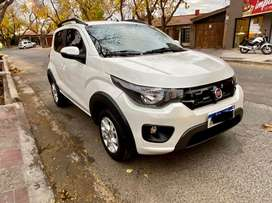 Fiat mobi way full 2017 impecable