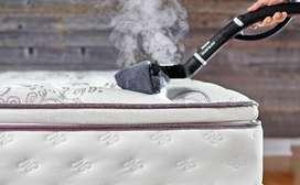 Lavado con vapor y espuma de Muebles, colchones y alfombras AM Aseo y Mantenimiento