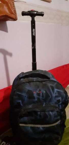 Vendo mochila con carro