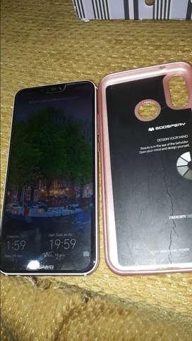 Huawei p20 lite rosado en perfecto estado