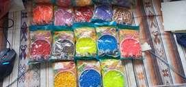 Hama beads midi juego