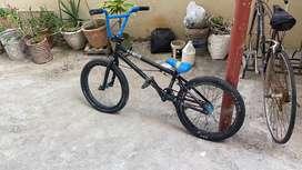 BMX FREESTYLE Optimus Black