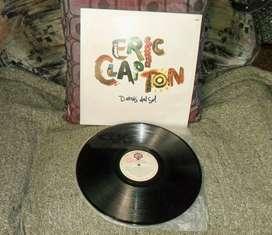 Eric Clapton. Detrás del Sol. Vinilo 1985. Nacional.