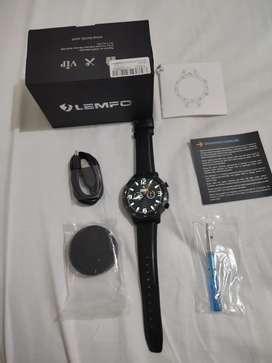 Reloj inteligente Lemfo 12