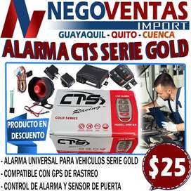 ALARMA CTS SERIE GOLD