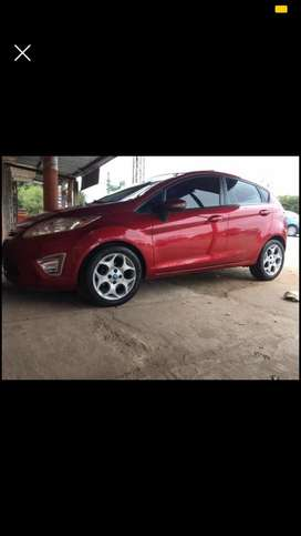 Remato Ford Fiesta Kinetic Titanium 1.6 full full