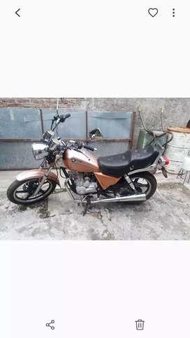 Vendo custom 150cc