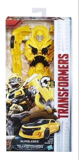 Muñeco Transformers Bumblebee 30 cm Original Hasbro