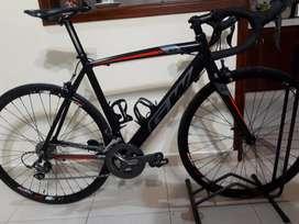 Bicicleta gw de ruta