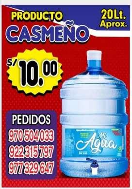 MiAgua, agua de mesa sin gas