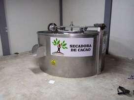 Secadoras en acero inox ,seleccionadoras de cacao ,descascarilladoras de cacao11