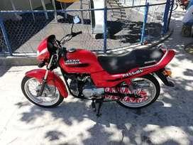 Hermosa Honda Passion Roja