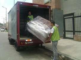 Transporte y mudanza en Tunja