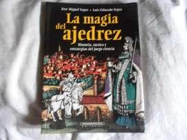 Libro La Magia del Ajedrez Editorial Panamericana